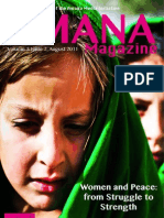 Amana Magazine Vol 5 Issue 2 - Women & Peace