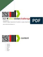 Billion Dollar Challenge