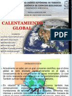 7 Expo Sic Ion de Calentamiento Global-quimica Del Aire