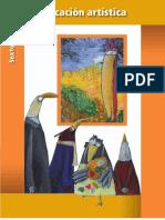Libro Del Alumno 6o Educ Art Primaria RIEB 2011