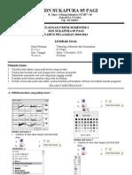 Soal TIK UUS 1 Kelas 3 (1011)