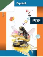 Libro del Alumno 6o Español Primaria RIEB 2011