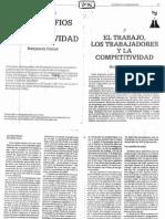 CORIAT BENJAMIN - Los Desafios de La Competitividad