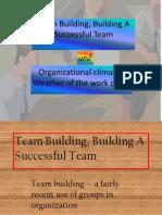 Team Building, Building a Successful Team