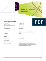 f. tc. Catazyme 25 L