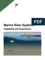 Capabilities Marine Risers