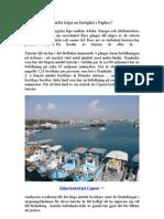 Varför köpa en fastighet i Paphos?