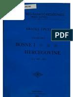 Safvet-beg Bašagic - Kratka uputa u prošlost BiH