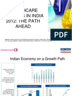 ASSOCHAM and Yes Bank Report on Indian Healthcare Market