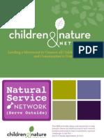 Natural Service Network Slide Show
