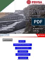 Modelo Sedimentológico de la Fm. Lagunillas (Kenedy Torcatt)