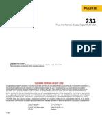Manual Polimetro