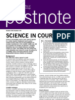 Science in Court 2005 POST