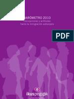 Barómetro 2010