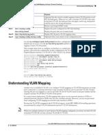VLAN Mapping on Me3400