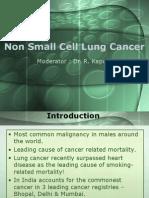 Non Small Cell Lung Cancer