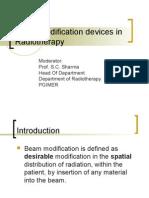 Beam Modification Final