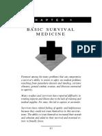 Chapter 4 - Basic Survival Medicine (248KB)