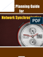 Budget Planning Guide for Network Synchronization