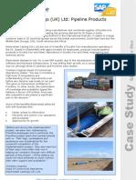 Electrosteel Casting (UK) Ltd Case Study