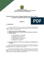 Relatorio Processo Dos DiAlogos 1