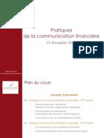 Cours communication financière - EM Lyon -Part2