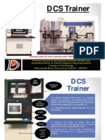 DCS Trainer @ PCAS Lab, IC Dept, FoT, DDU Nadiad, Gujarat