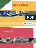 Presentation Eiffage Forclum Sten 2007