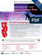 Risk Management for law firms 2011