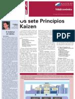 Os Sete Principios Do Kaizen