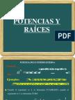 POTENCIAS Y RAICES