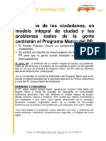 S%C3%81ENZ DE SANTAMAR%C3%8DA - Programa Marco Elecciones Aut.y Mun.  (15.06