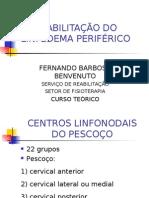 Anatomia Linfedema Periférico