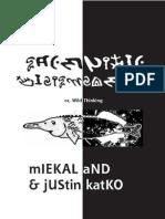 Encryptic Dispensary by mIEKAL aND & jUStin katKO