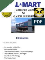 Wal-Mart Case Study