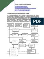 Proceso de Certificacion Iso 9000-2000