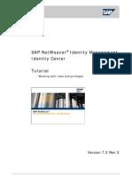 SAP Netweaver - Identity Management