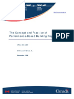 Paper of Performance Based Building Regulations