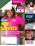 Columbia, Study Breaks Magazine, October 2011