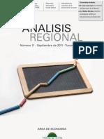 Analisis Regional N11-Fundación del Tucumán