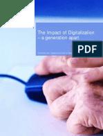 KPMG Impact of Digitization