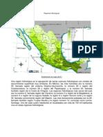Regiones Hidrologicas