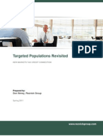 Targeted Populations Revisited