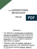 OB Ch2 Attitude (Handout)