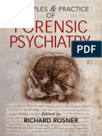 66690480 Principles and Practice of Forensic Psychiatry