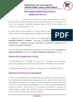 MANIFESTACIONES NEUROLÓGICAS DE LA INFECCIÓN POR VIH