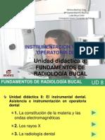 UD VIII - Fundamentos de Radiologia Bucal
