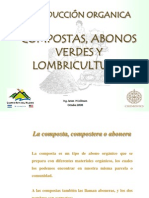 Compostas Abonos Verdes Lombricultura