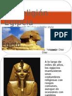 La Religión Egipcia Presentacion