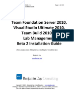 BenDay Team Foundation Server Beta 2 Installation Guide Alpha